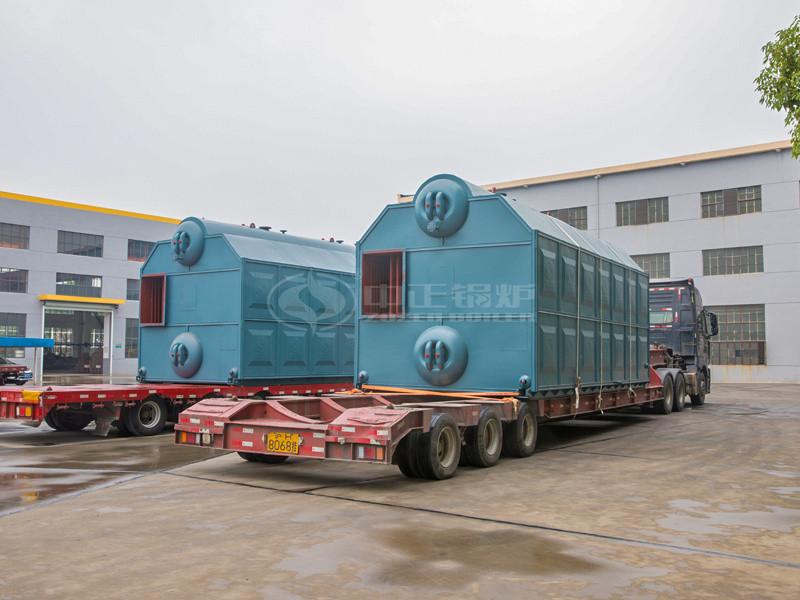 15吨SZL系列燃煤链条