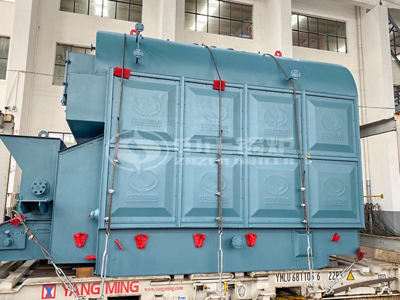 食品行业2吨DZL系列燃