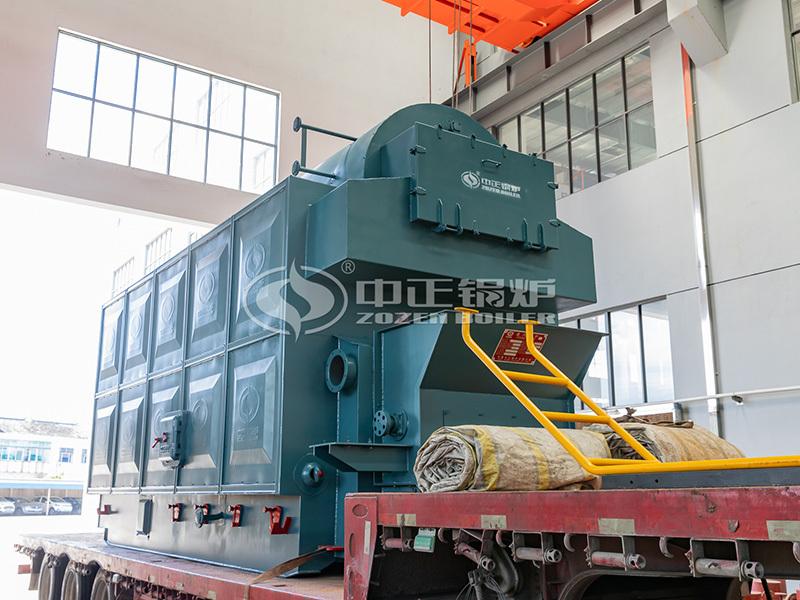 五象实业4吨DZL系列燃生物质水火管蒸汽锅炉