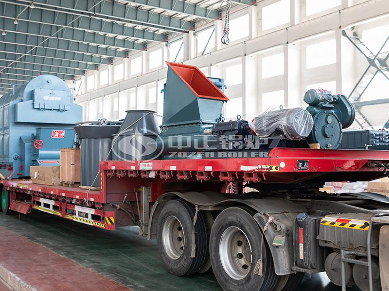食品加工厂2吨DZL系列
