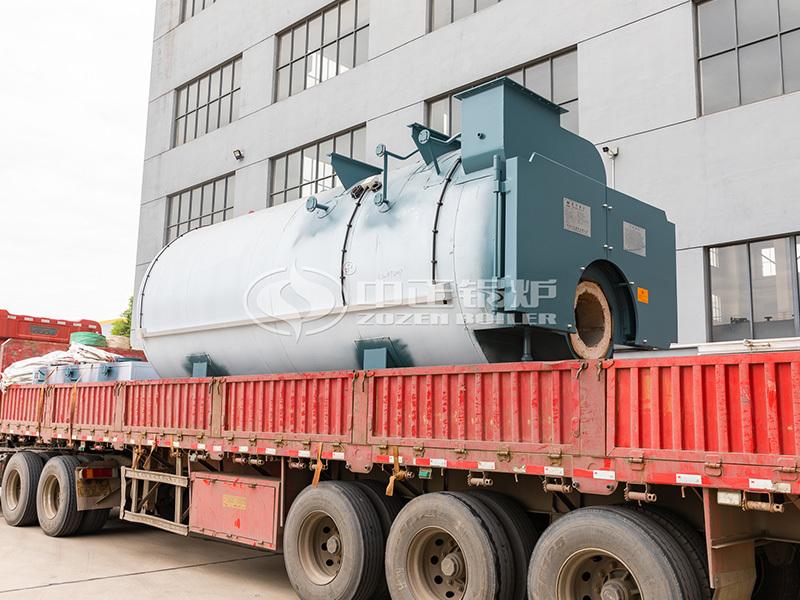 商丘市立医院6吨节能环保燃气蒸汽锅炉项目