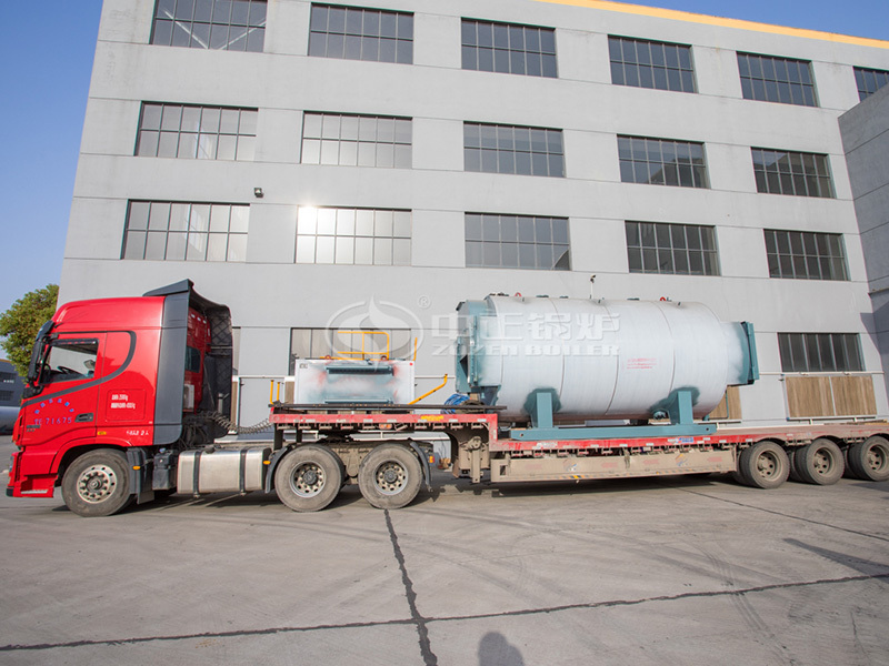 热力公司4.2MW清洁型燃气热水锅炉项目