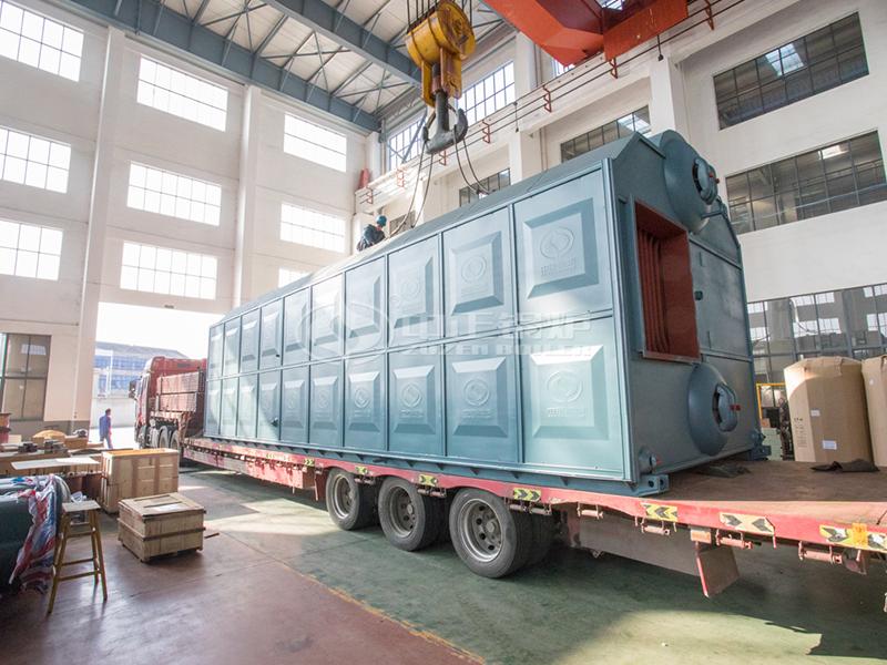 纸业20吨SZL系列燃煤