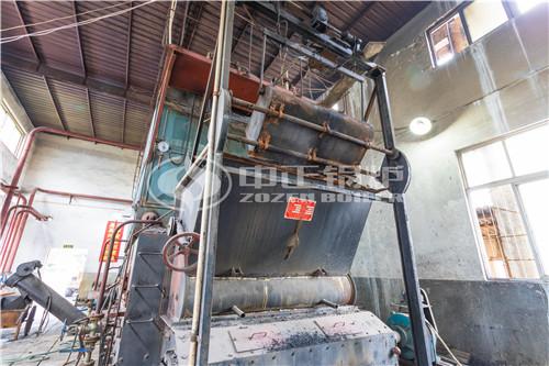 生物质颗粒燃料锅炉和燃煤锅炉的区别